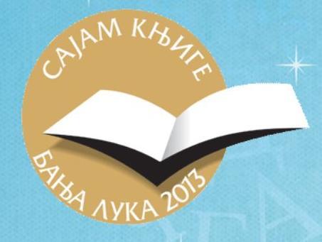 Sajam knjige Banja Luka 2013