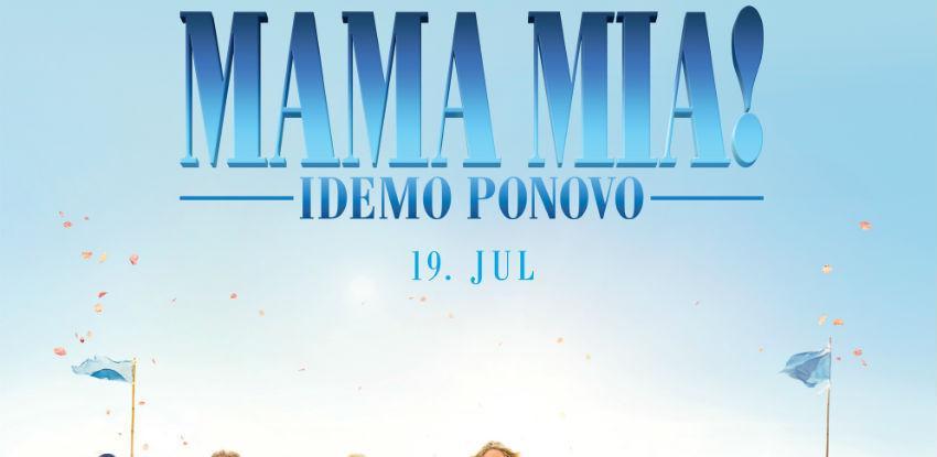 U Cinemi svjetska premijera filma Mama mia