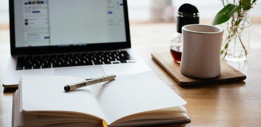 Kafa sa SYS Company tokom izolacije - Rad od kuće