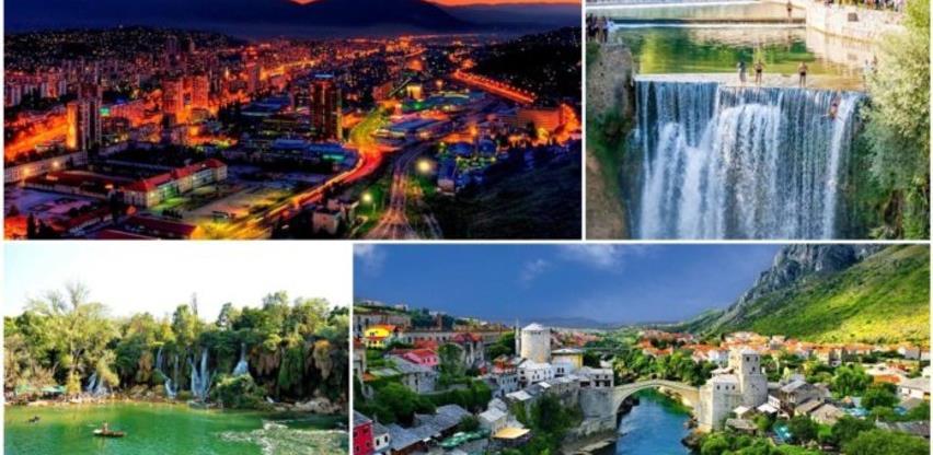 Gubici u turizmu u Federaciji BiH veći od 2 miliona KM dnevno