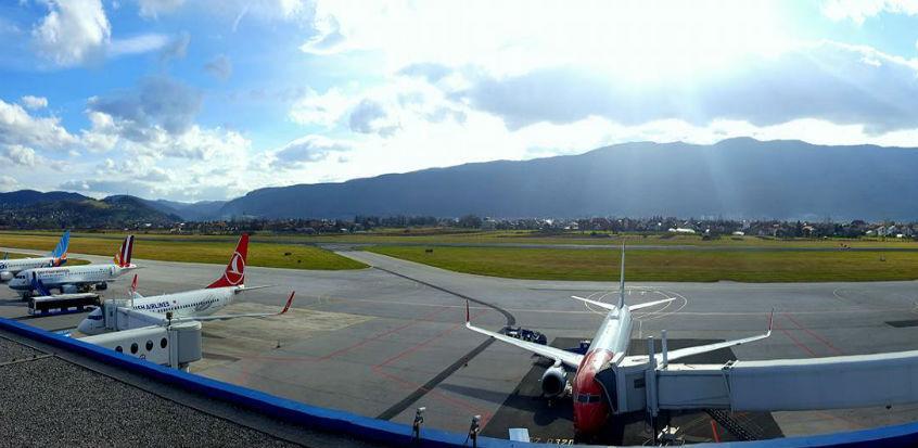 Nastavlja se uspješna suradnja zračnih luka Sarajeva, Beograda i Crne Gore