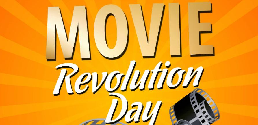 Svi u kino: Movie Revolution Day 16. oktobra u Cinema Cityju