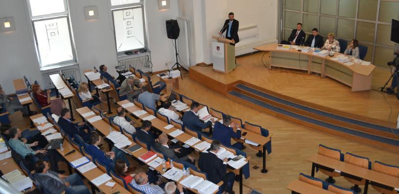 Skupština KS donijela Zakon o uređenju saobraćaja u Kantonu Sarajevo