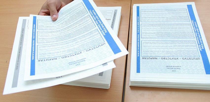Firma iz Sarajeva dobila posao štampanja i pakovanja glasačkih listića za izbore