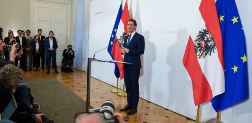 Kurz položio zakletvu i ponovo postao najmlađi evropski premijer