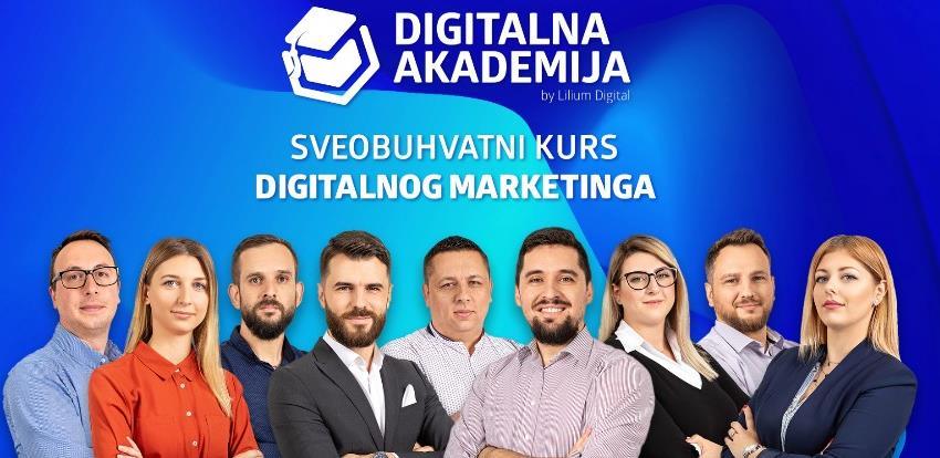 Lilium Academy: Kompletan kurs digitalnog marketinga