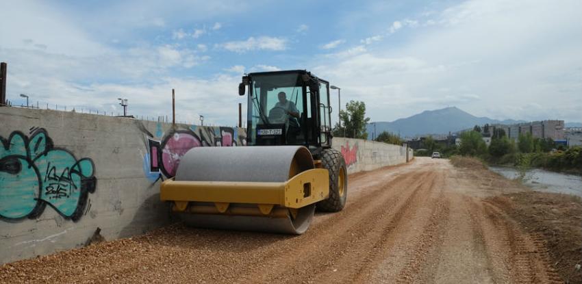 Počela izgradnja pristupne saobraćajnice prema poslovnoj zoni Telalevo - Polje