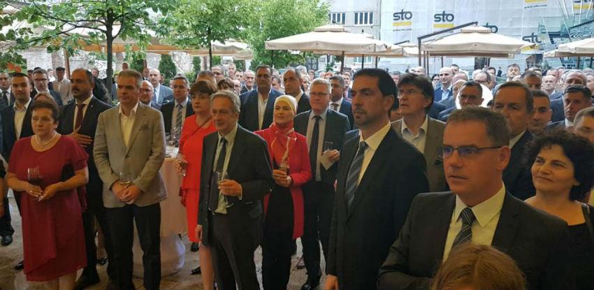 U Sarajevu obilježen Dan državnosti i Dan Oružanih snaga Republike Hrvatske