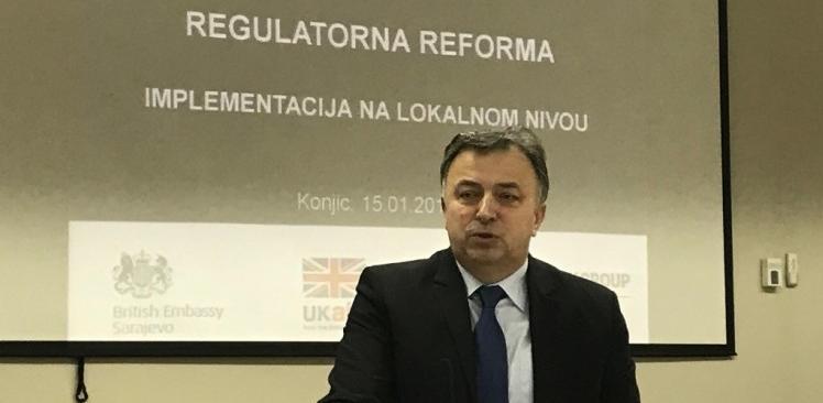 Proces regulatornih reformi važan za privlačenje investicija