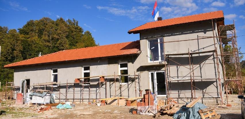 Gornja Piskavica: Društveni dom uskoro počinje s radom