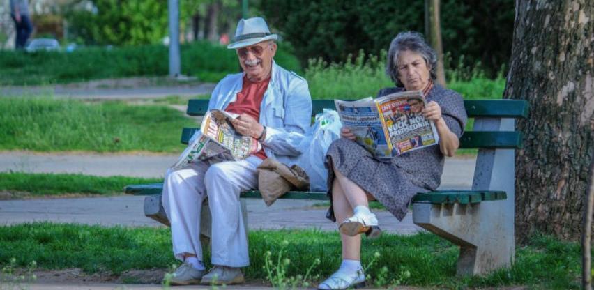 Broj penzionera za pet godina porastao za skoro 51.000