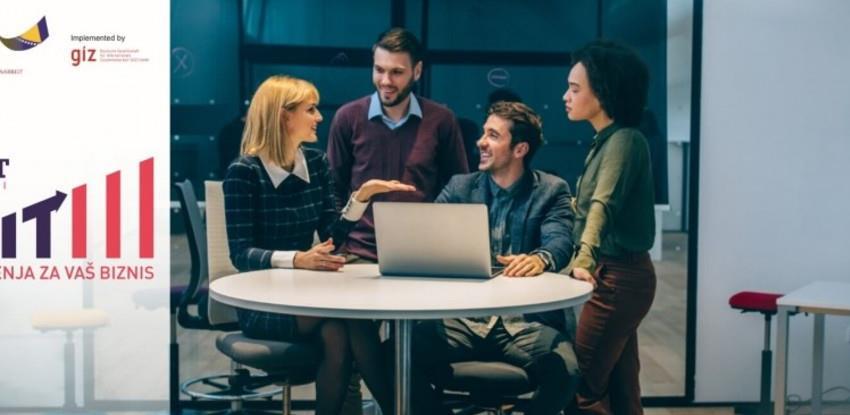 GIZ-ov projekt nudi mogućnosti jače saradnje MSP i domaćih IT stručnjaka
