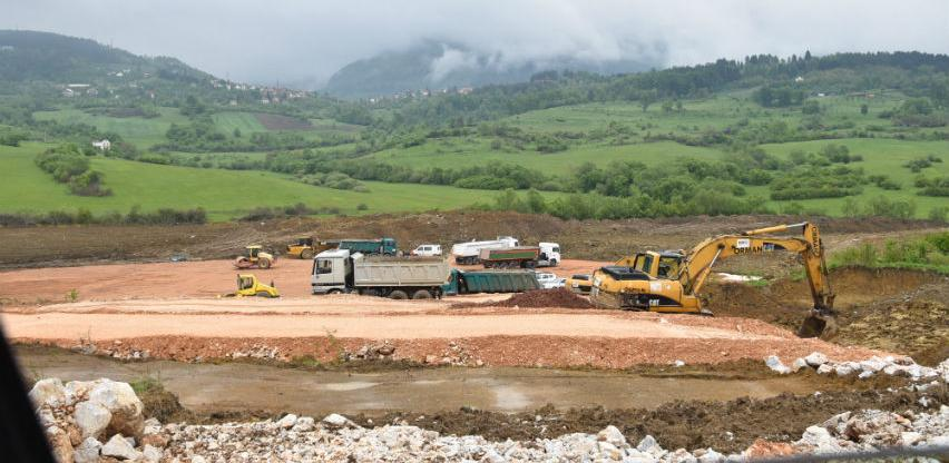 Radovi na izgradnji dijela Prve transverzale bit će završeni do kraja godine