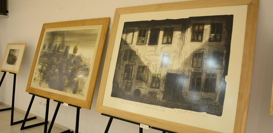 U Galeriji općine Novi Grad otvorena izložba djela iz kolekcije Muzeja Sarajeva