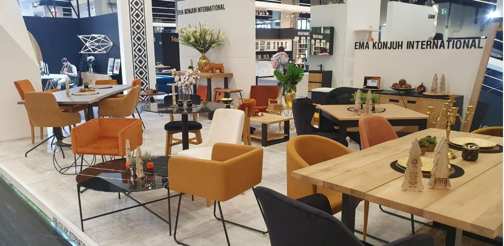 Namještaj EMA- Konjuh International ponovo osvaja evropsko tržište
