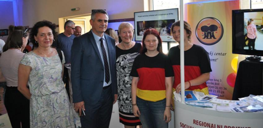 """Manifestacija """"Njemačka u Bosni i Hercegovini"""" održana u Brčkom"""