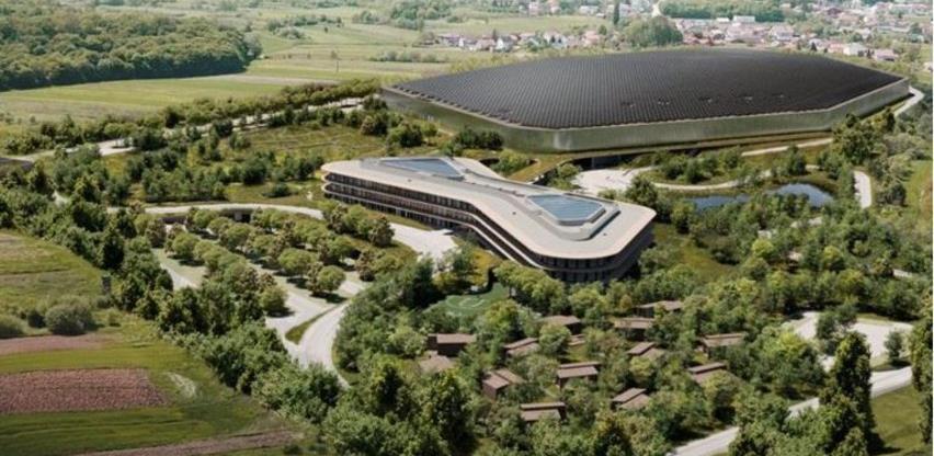 Rimac počinje gradnju kampusa: Projekt od 200 milijuna eura gradit će tvrtka iz Samobora
