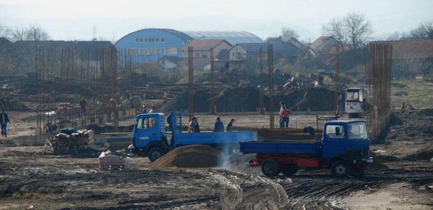 """U Industrijskoj zoni """"Celpak"""" počela izgradnja savremene saobraćajnice"""