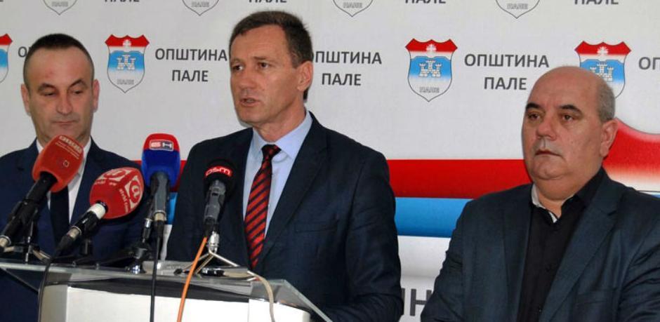 """Opština Pale vlasnik imovine fabrike """"Famos"""""""