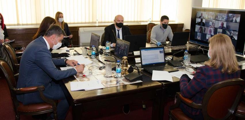 Zaduženje od 7.179.487 eura za provedbu projekta registracije nekretnina