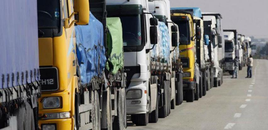 Izvoz iz BiH manji dva posto, uvoz povećan 1,9 posto