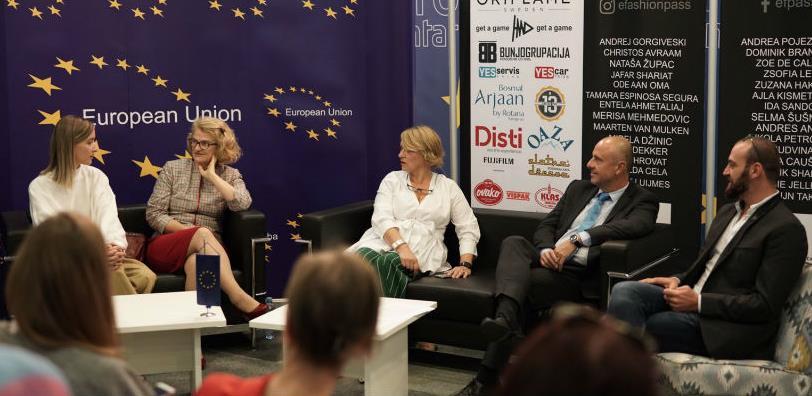 Radionica za EFP dizajnere – razvoj Europske modne scene na globalnom tržištu