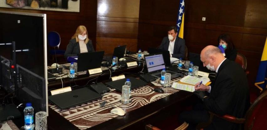 Vlada FBiH na sjednici usvojila nekoliko odluka u vezi stare devizne štednje