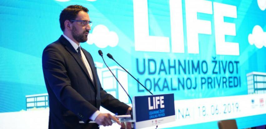 Projektom LIFE u BiH je 21 jedinica lokalne samouprave postala bolji servis