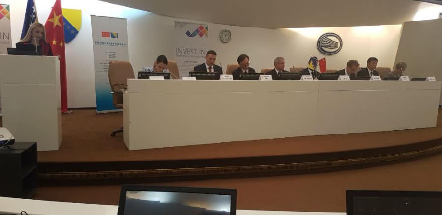 Održana Prva poslovna i investicijska konferencija BiH-Ningbo