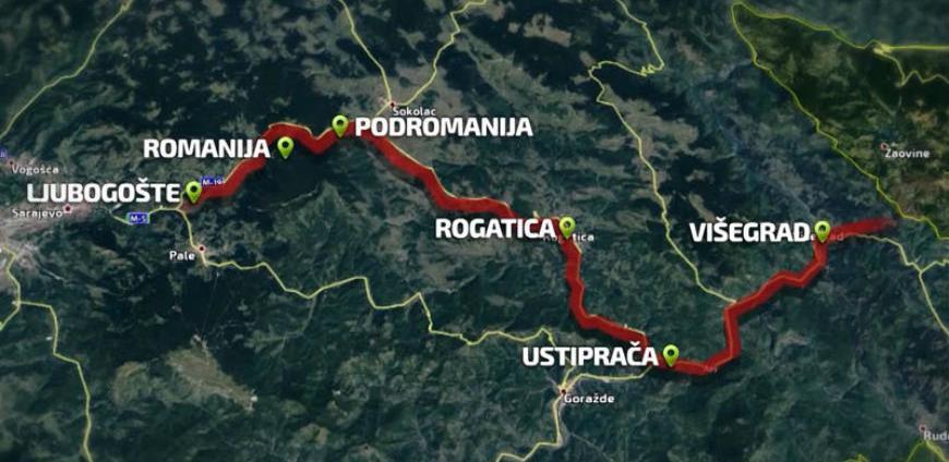 Sokolac: Jednoglasno usvojena Rezolucija o trasi puta Beograd-Sarajevo