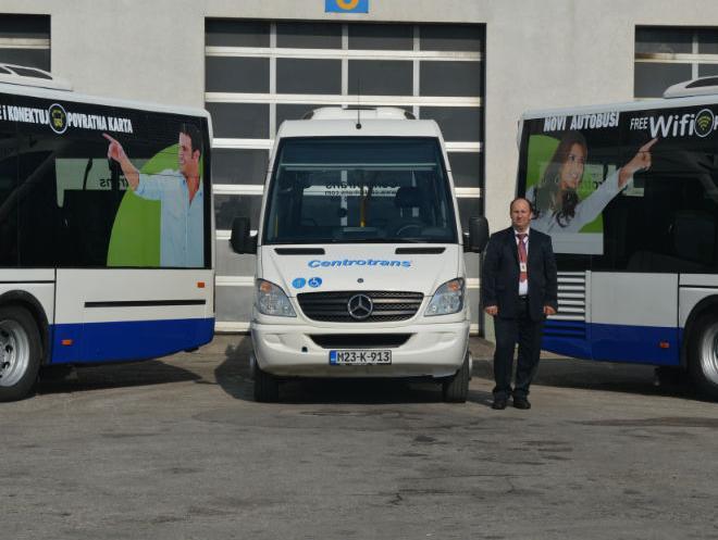 Nova investicija Centrotrans Eurolinesa u KS preko milion KM