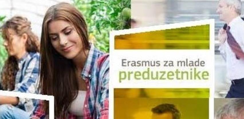 Erasmus for Young Entrepreneurs - otvoren poziv za sudjelovanje u programu