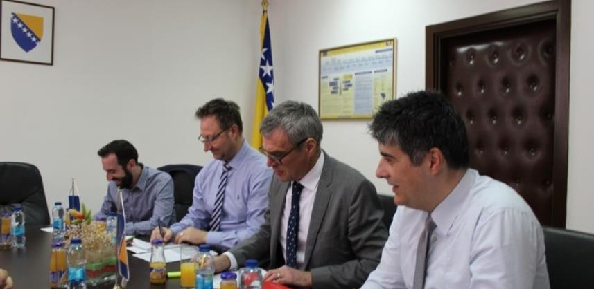 Zaimović razgovarao s menadžmentom Projekta MarketMakers