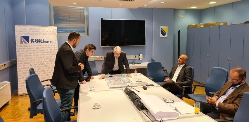 Pokretanje inicijative za hitno projektovanje sarajevske brze ceste
