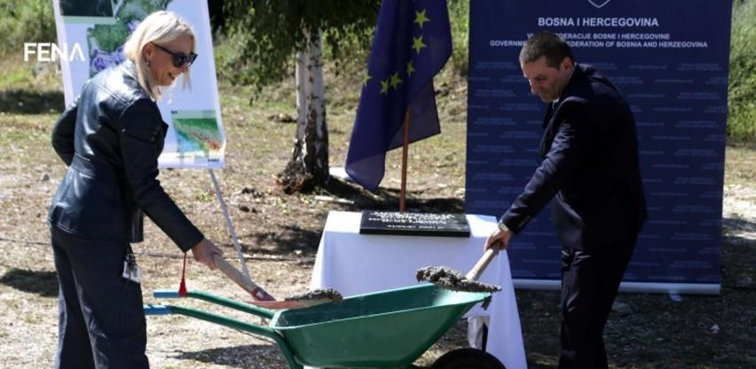 Položen kamen temeljac za izgradnju pritvorske jedinice KPZ Sarajevo (VIDEO)