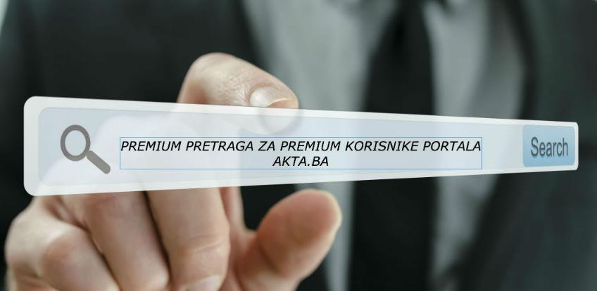 Puštena PREMIUM pretraga za PREMIUM korisnike