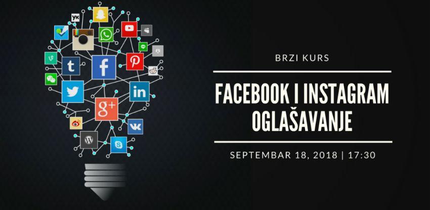 Brzi kurs: Facebook i Instagram oglašavanje