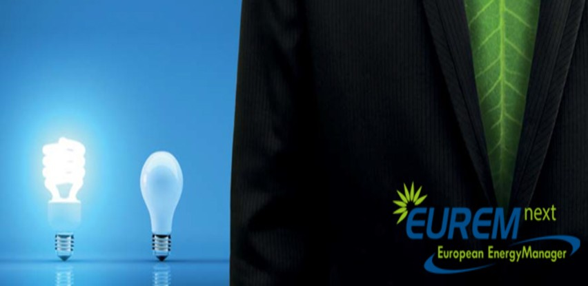 Program za energetske menadžere: EUREMnext European EnergyManager 2021.