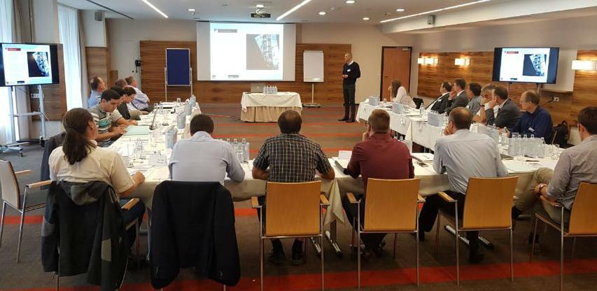 Inženjeri FCL Predavači na međunarodnom ECRA seminaru u Austriji
