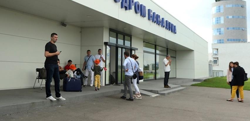 Aerodrom Banjaluka gradi parking s automatskom naplatom