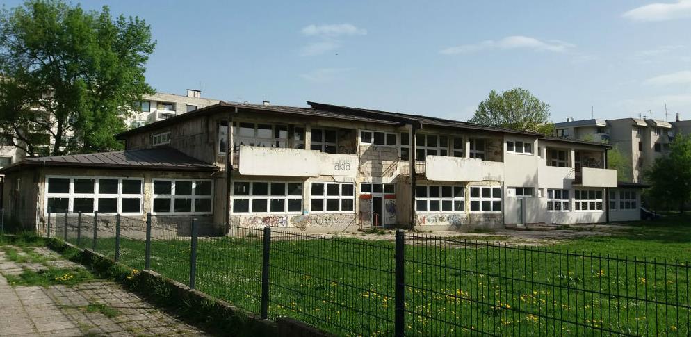 Na obnovu vrtića u sarajevskom naselju Lužani još će se pričekati