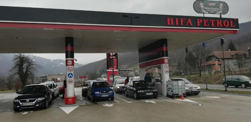 Hifa Petrol otvorila 35. benzinsku pumpu u Golubinji kod Žepča