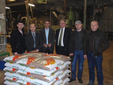 Tvornica peleta Woodland iz Drvara planira investicije od milijun KM