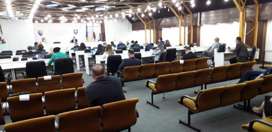 Nije usvojeno izvršenje budžeta za 2019. godinu, prekinuta Skupština ZDK-a
