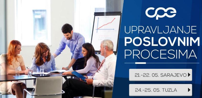 Naučite efikasno upravljati poslovnim procesima