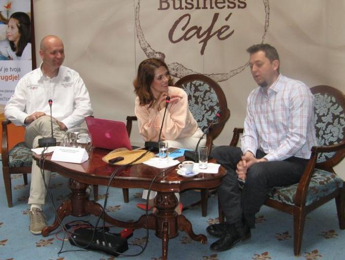Na Business caféu najavljeno otvaranje Boot Campa 1. jula u Sarajevu