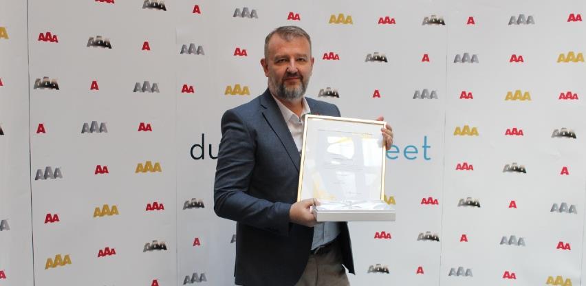 Prestižna nagrada: cargo-partner potvrdio mjesto u vrhu domaće ekonomije