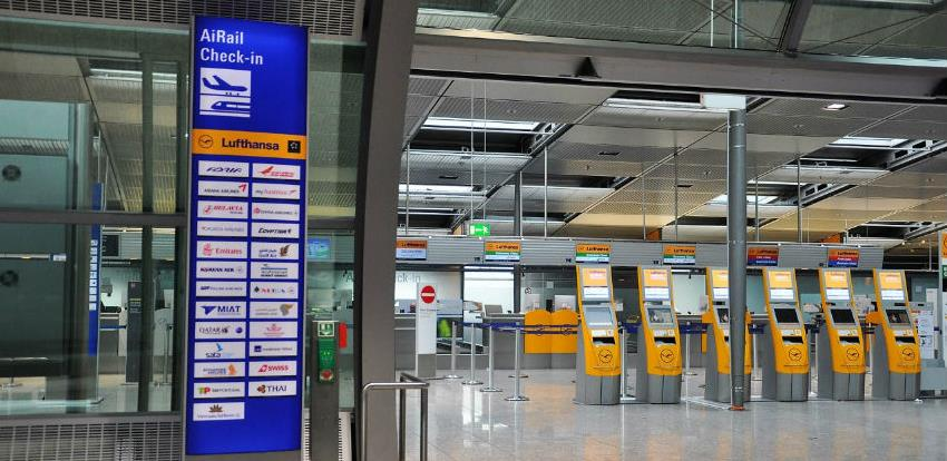 Aerodrom Frankfurt obnavlja letove