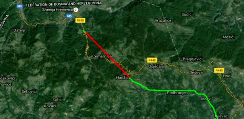 Autoceste FBiH kupuju zemljište radi izgradnje brze ceste Sarajevo-Goražde