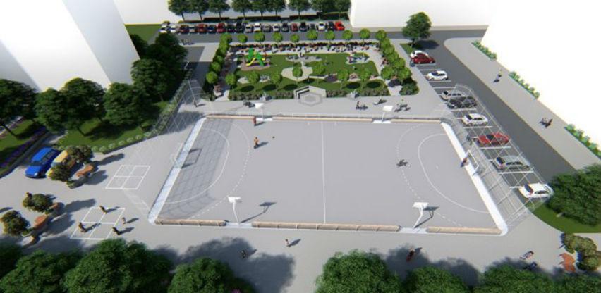 Trebinjsko naselje Tini dobija moderno igralište od 172.000 KM
